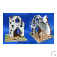 MODELCHOICE.net | The best war and civil models, conversions and accessories - Product detail - Granary ruins