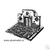 MODELCHOICE.net | The best war and civil models, conversions and accessories - Product detail - Local headquarters ruin