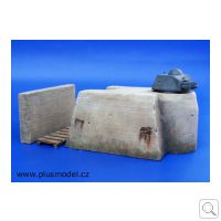 MODELCHOICE.net | The best war and civil models, conversions and accessories - Product detail - German bunker